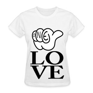 One Love - Women's T-Shirt
