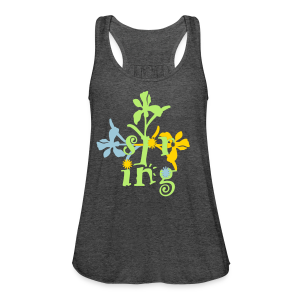 Spring - Women's Flowy Tank Top by Bella
