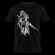 T-Shirts ~ Men's T-Shirt ~ Dres Warrior (White)