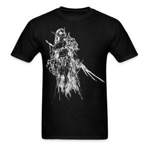 Dres Warrior (White) - Men's T-Shirt