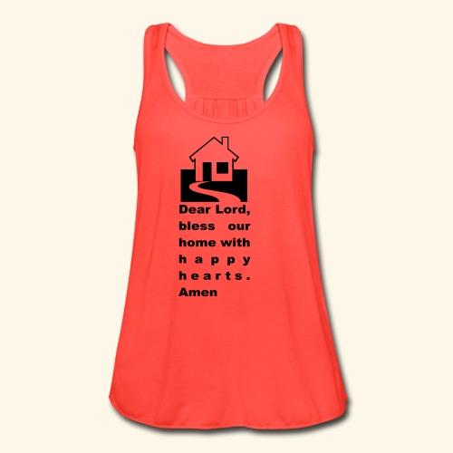 DEAR LORD.... - Women's Flowy Tank Top by Bella