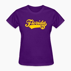 Florida FL Women's T-Shirt