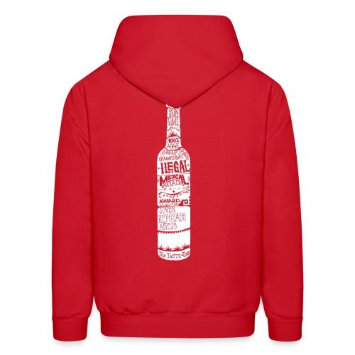 Bottle Hoodie  - Men's Hoodie