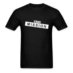 Mission - Men's T-Shirt