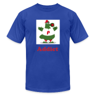 T-Shirts ~ Men's T-Shirt by American Apparel ~ The Addict