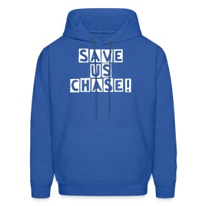 Save us Chase! Hood - Men's Hoodie