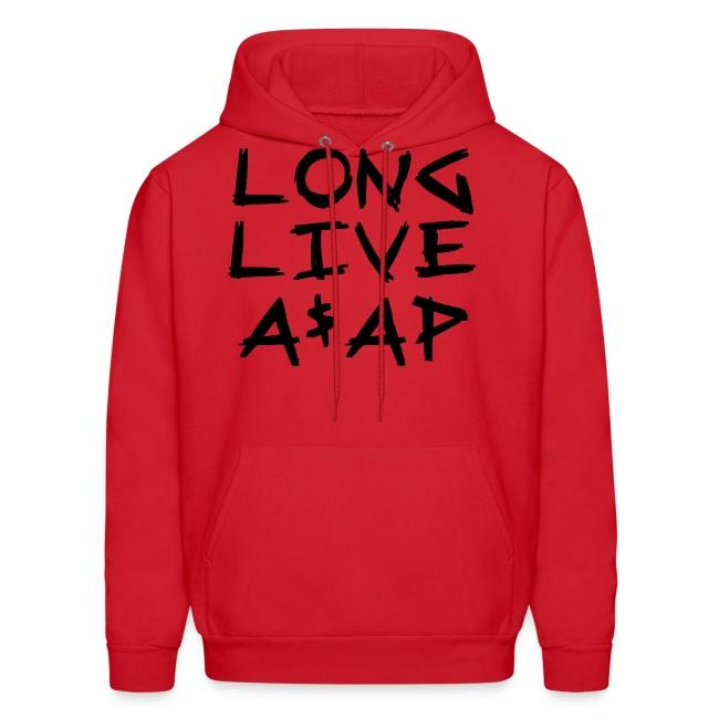 Long Live A$AP (Black / Hoodie)
