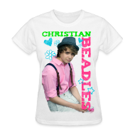 T-Shirts ~ Women's T-Shirt ~ Christian Beadles Photo