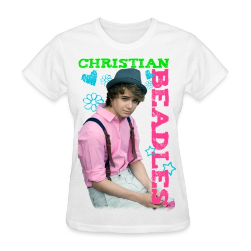 Christian Beadles Photo  - Women's T-Shirt
