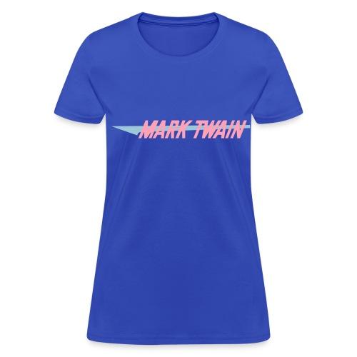 Women's Retro - Aqua/Lt Blue/Pink - Women's T-Shirt