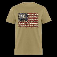 T-Shirts ~ Men's T-Shirt ~ Detroit, USA