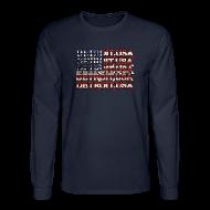 Long Sleeve Shirts ~ Men's Long Sleeve T-Shirt ~ Detroit, USA