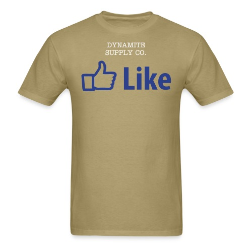 Facebook Like Tee - Men's T-Shirt