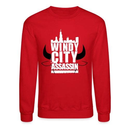 Windy City - Crewneck Sweatshirt