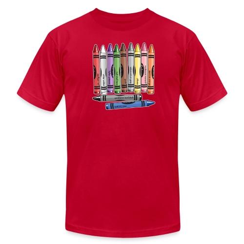 Color Me Nerdy - Men's  Jersey T-Shirt
