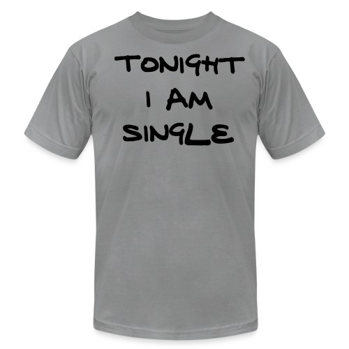 single again - Men's Fine Jersey T-Shirt