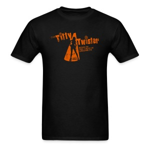 THE TITTY TWISTER - Men's T-Shirt