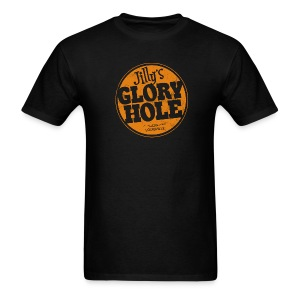 JILLY'S GLORY HOLE - Men's T-Shirt