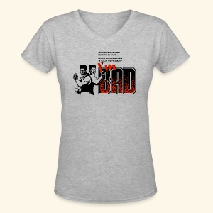 Rescue Ronnie - Women's V-Neck T-Shirt