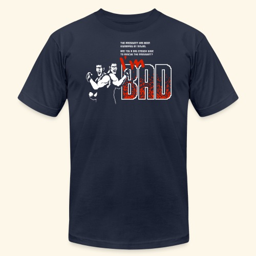 Rescue Ronnie - Men's Fine Jersey T-Shirt