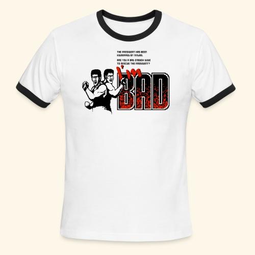 Rescue Ronnie - Men's Ringer T-Shirt