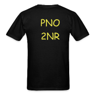 T-Shirts ~ Men's T-Shirt ~ PNO T-Shirt