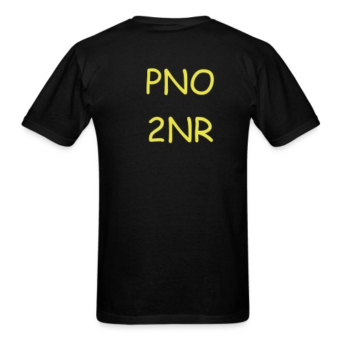 PNO T-Shirt - Men's T-Shirt