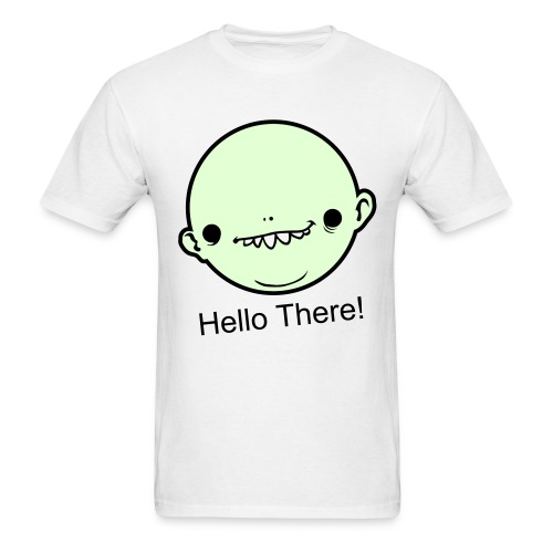 Hello There! - Men's T-Shirt
