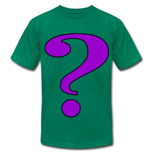 Riddler T-Shirt - Men's T-Shirt by American Apparel