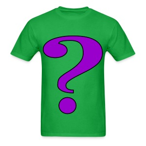 Riddler T-Shirt - Men's T-Shirt