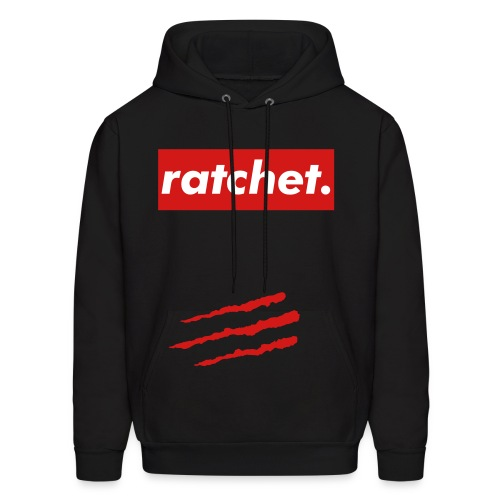 Ratchet hoodie. - Men's Hoodie