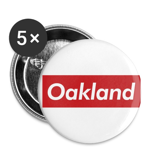 T$$C Oakland Button - Small Buttons