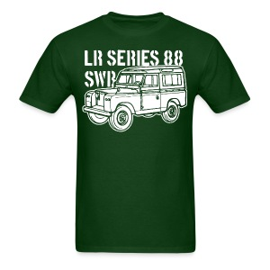 Land Rover Series 88 SWB - Men's T-Shirt