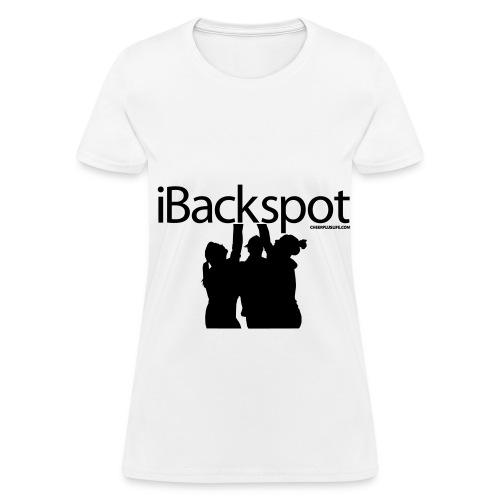 iBackspot - Women's T-Shirt