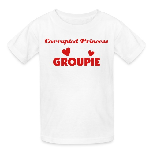 Childrens Groupie - Kids' T-Shirt