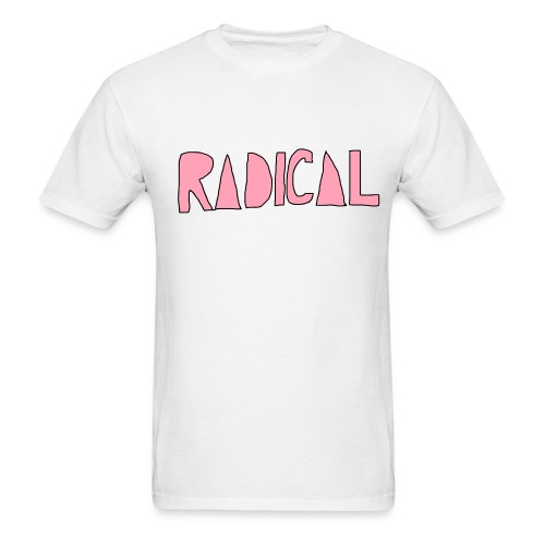 Rad - Men's T-Shirt