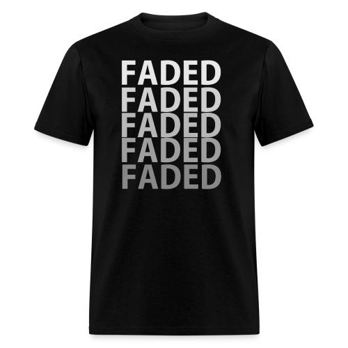 FADED - Men's T-Shirt
