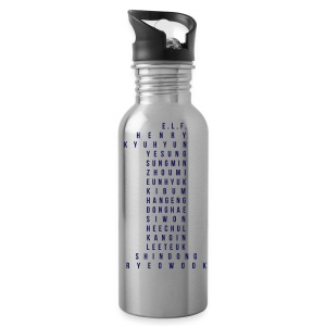SJ- 16 Names Water Bottle - Water Bottle