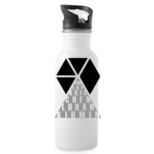 EXO- EXOM Water Bottle - Water Bottle