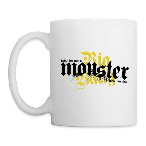 BB- Monster Mug - Coffee/Tea Mug