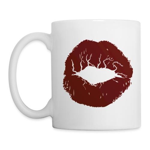 UKISS- Lips Mug - Coffee/Tea Mug