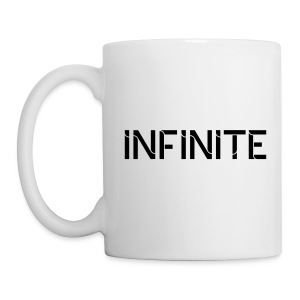 Infinite- Logo Mug - Coffee/Tea Mug