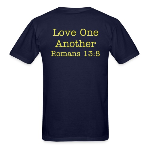 25 - Love One Another T-Shirt - Men's T-Shirt