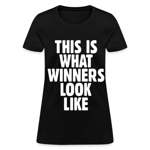 Winners - Women's T-Shirt