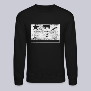 Original California Flag - Crewneck Sweatshirt