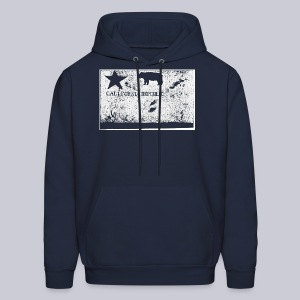 Original California Flag - Men's Hoodie