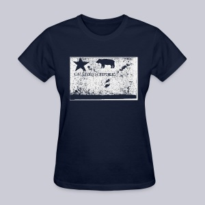 Original California Flag - Women's T-Shirt