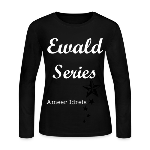 Ewald Explosion (Women) Long Sleve - Women's Long Sleeve Jersey T-Shirt