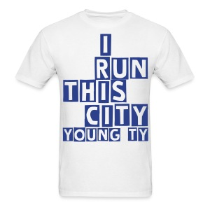 YOUNG TY GRAPHIC T - Men's T-Shirt