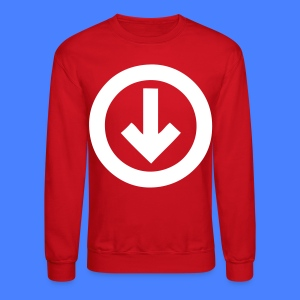 Under The Influence Long Sleeve Shirts - stayflyclothing.com - Crewneck Sweatshirt
